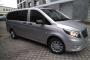 Minivan - People carrier, Mercedes, Vito - Tourer, 2017, 8 seats