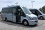 Minibus , Mercedez Iveco, Sprinter 519 o similar, 2013, 19 seats