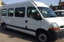 Minibus , Renault, Master, 2013, 13 seats