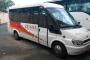 Minibus , FORD, TRANSIT BUS17, 2010, 16 seats