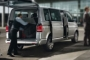 Minivan - People carrier, volkswagen, Transporter, 2017, 8 seats