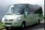 Minibus , MERCEDES-BENZ, Autocar algo más pequeño que el estándar, 2009, 27 seats
