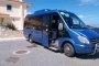 Luxury VIP Coach, Mercedes, Sprinter, 2008, 16 seats