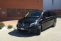 Minivan - People carrier, MERCEDES, V CLASS, 2017, 7 seats